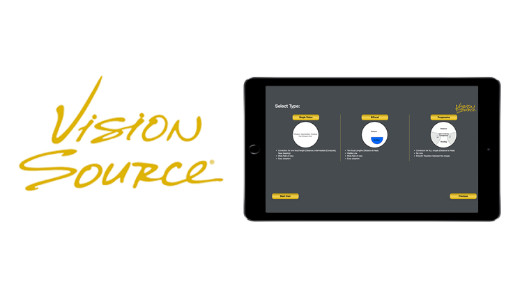 Vision Source Web App